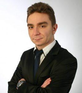 Regionalny Kierownik Sprzedaży Damian Parypa
