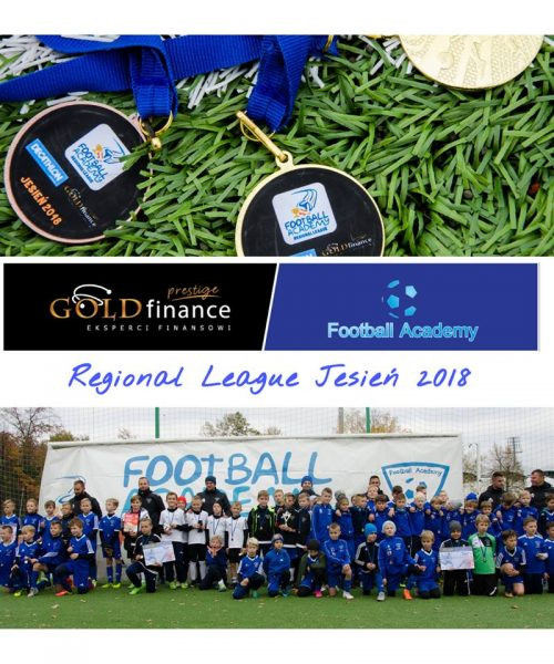 Gold Finance Football Academy Regional League
